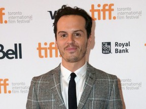 """Actor Andrew Scott attends the Toronto International Film Festival screening and after party for """"Pride"""" at The Elgin on Sept. 6, 2014 in Toronto."""