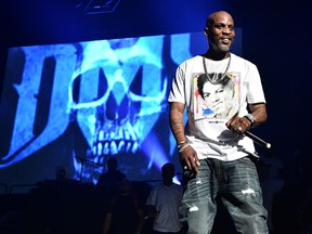 DMX performs at Masters Of Ceremony 2019 at Barclays Center on June 28, 2019 in New York.