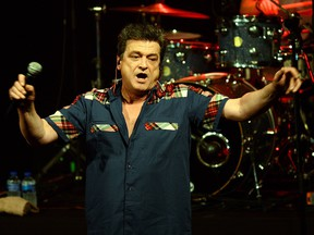 Les McKeown's Bay City Rollers perform at Vicar Street in Dublin, Ireland in 2015. Featuring: Les McKeown, Bay City Rollers Where: Dublin, Ireland When: 14 Dec 2015 Credit: WENN.com **Not available for publication in Ireland** ORG XMIT: wenn23280718