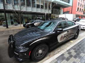 Vancouver police discovered a prohibited party at a Yaletown condo on April 2. (File photo/Nick Procaylo)