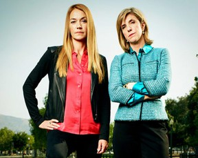 Yolanda McClary and Kelly Siegler of true crime show Cold Justice.