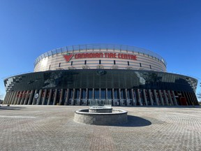 The Canadian Tire Centre