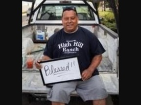 Ray Galindo was killed by an alleged drunk driver following an AA meeting he had just attended.