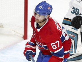 Max Pacioretty's tour of duty with the Habs was ambiguous at best. He scored loads of goals, topping 30 five times while wearing the CH, but he was often a disappointment in the playoffs, Brendan Kelly writes.