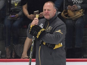 Gerard Gallant has been hired to be the next head coach of the New York Rangers.