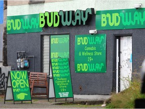 Budway, a Vancouver cannabis store, has been ordered to pay Subway $40,000 for infringing on the sandwich chain's trademark.