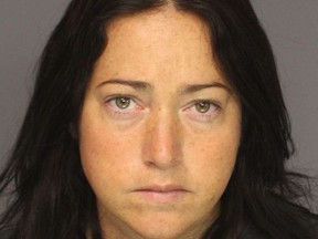Nicole Dufault pleaded guilty to having sex with six students who were 14 and 15 at the time.