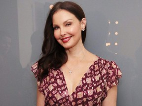 """Ashley Judd attends """"Time's Up"""" during the 2018 Tribeca Film Festival at Spring Studios in New York City, April 28, 2018."""