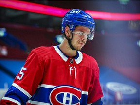 """""""I think it could have been better,"""" Jesperi Kotkaniemi said when asked about how the Canadiens worked to develop him as a player. """"But we played in the Stanley Cup final last year, so can't really blame anything. I think at the end it was a pretty good run."""""""