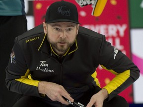 Skip Mike McEwen and his Winnipeg-based team have advanced to the Canadian Olympic curling trials, to be held in Saskatoon Nov. 20-28, 2021.