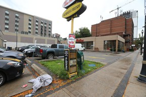 Hamilton Police have made a number of arrests in connection with the Aug. 6 murder of Keden Bond, 17, and the Sept. 14 killing of Sabir Hassen Omer, 19, who was shot dead in the parking lot of this Tim Hortons at King St. W. and Caroline St. S.