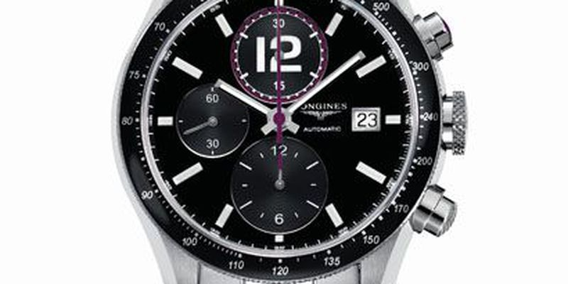 According to watch maker Longines, its new Grand Vitesse timepiece was built to honour the fastest racers in history.
