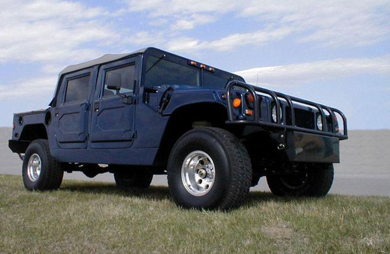 Hummers were the first to see the effects of a tough market.
