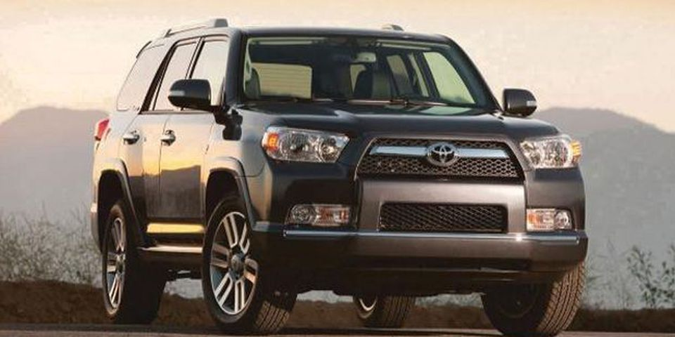 2010 Toyota 4Runner LTD.