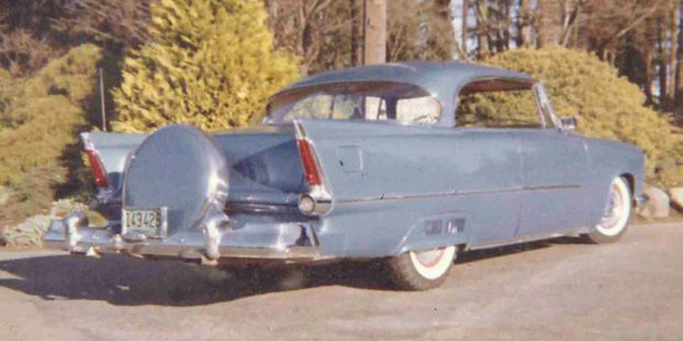 Harold Wellenbrink has owned several cars over the years.