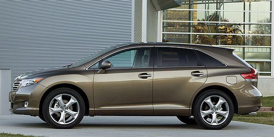 The 2009 Toyota Venza.