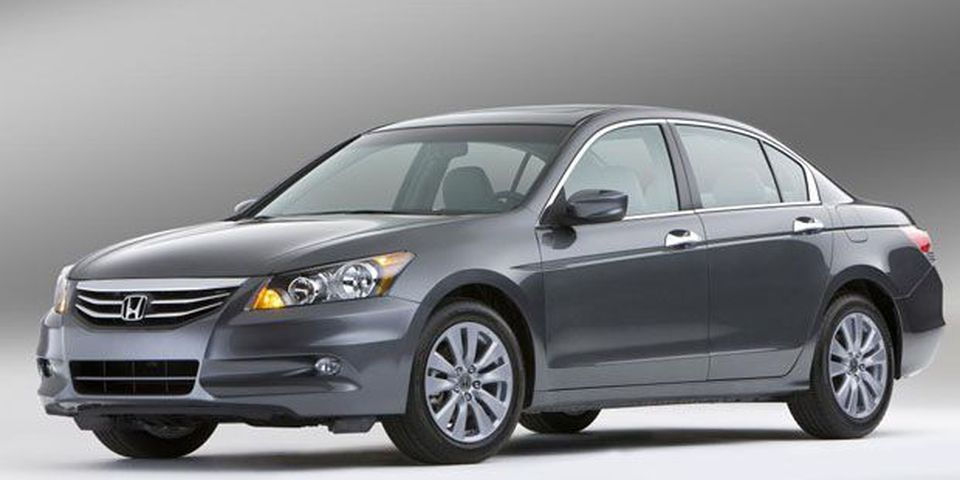 2011 Honda Accord Sedan.