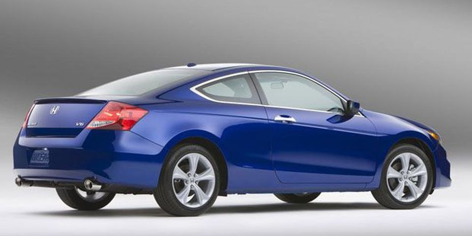 2011 Honda Accord Coupe.