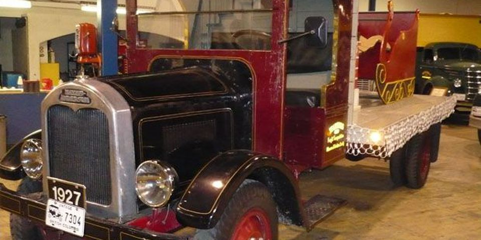 The Teamsters Freight Transportation Museum and Archives displays approximately 20 trucks from 1913 and newer.