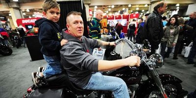 Mature bikers have kept the motorcycle industry profitable -- but now they're moving on.