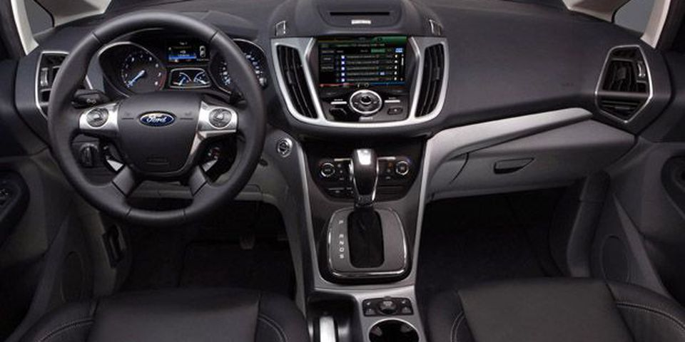 2012 Ford C-Max.
