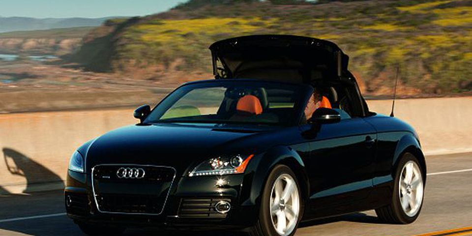 The convertibles of summer