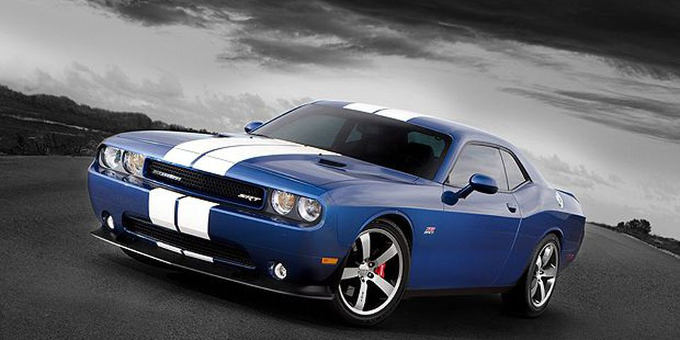 The 2011 Dodge Challenger SRT8 392 Inaugural Edition.