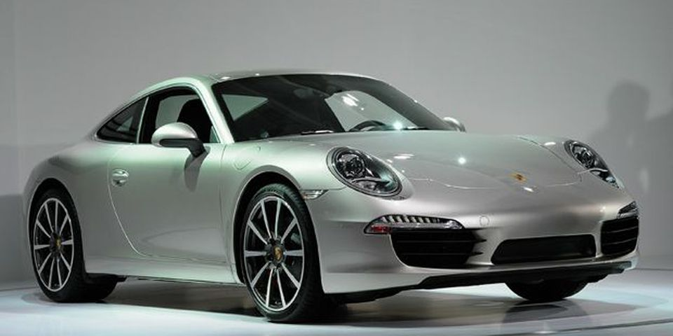 The new Porsche 911 Carrera S makes its North American debut at the LA Auto Show.