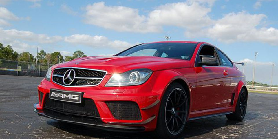 Images from the 2011 Mercedes-Benz AMG Performance Tour at Florida's Palm Beach International Raceway.