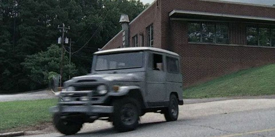 1974 Toyota Land Cruiser