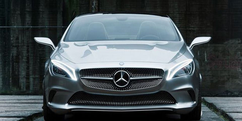 Mercedes-Benz Concept Coupe.