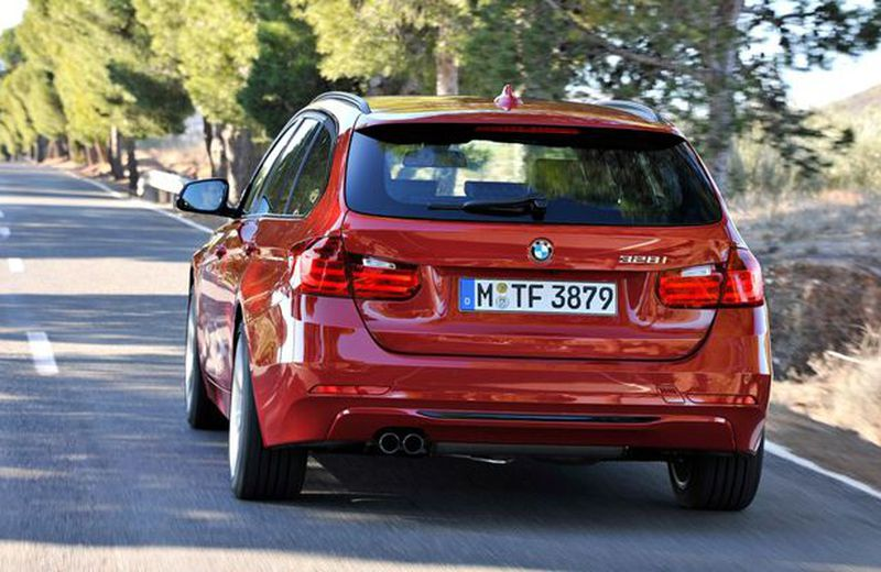 2013 BMW 3 Series Touring.