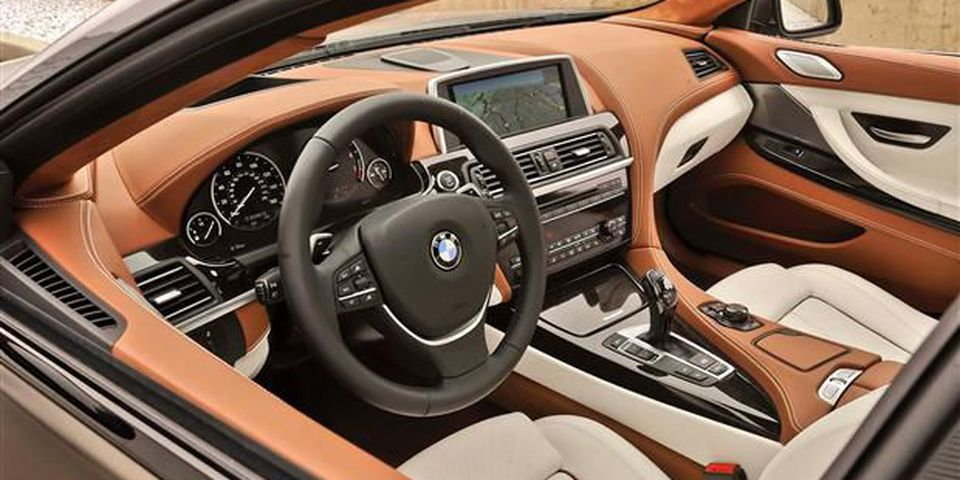 2013 BMW 6-Series Grsn Coupe.