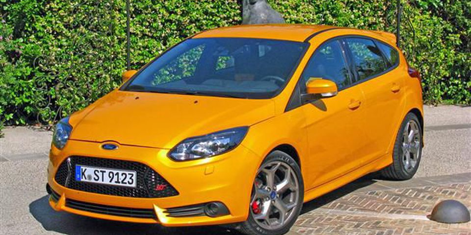 2013 Ford Focus ST.