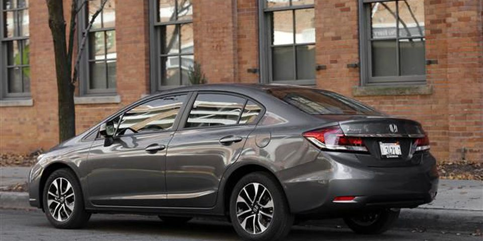 The 2013 Honda Civic made its official debut at the LA Auto Show.