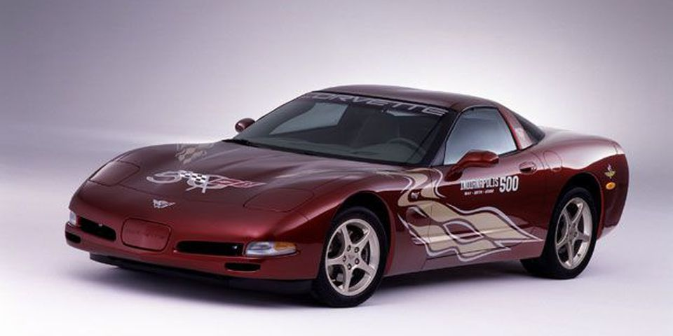 The 2003 50th Anniversary Chevrolet Corvette C5