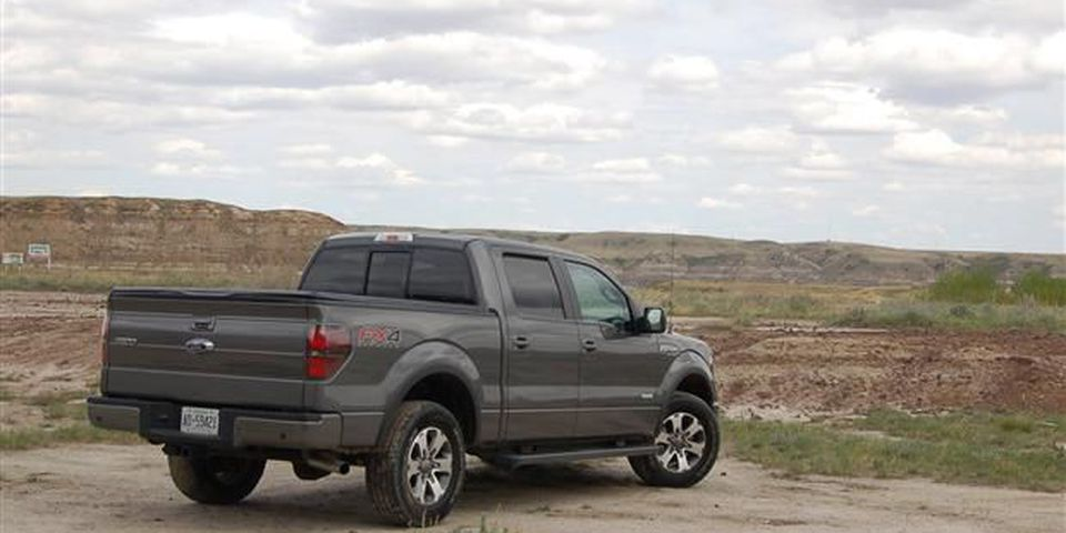 2013 Ford F-150 FX4.