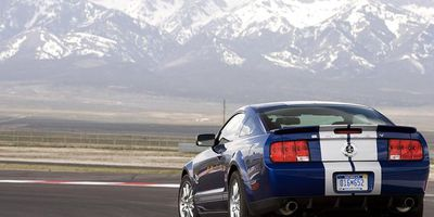 2008 Ford Shelby Mustang GT500KR