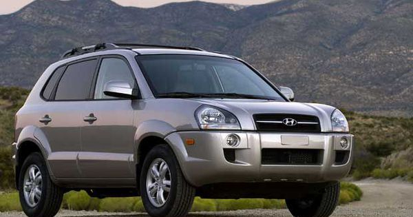 Suv Review 2006 Hyundai Tucson Gls Driving