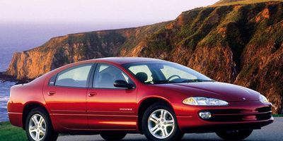 1998 Chrysler Intrepid