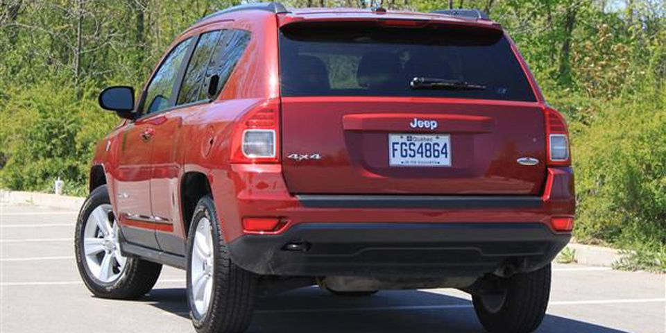 SUV Review: 2012 Jeep Compass | Driving