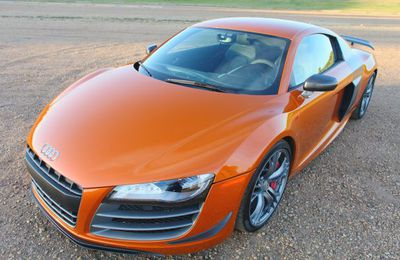 "Our reviewer made a lot of new ""friends"" when he parked this 2012 Audi R8 GT in front of his house."