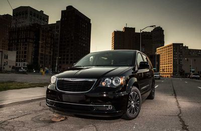 File photo of 2013 Chrysler Town and Country S. (Handout)