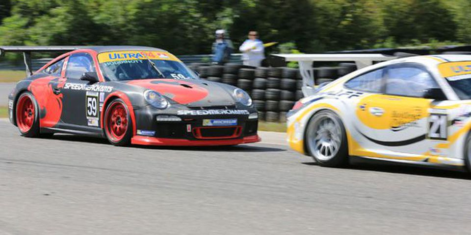 Images from the Ultra 94 Porsche GT3 Cup Challenge Canada by Michelin Series in Calabogie, Ont., Sunday Sept. 8.