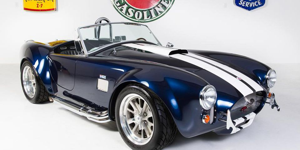 1965 Shelby Roadster re-creation