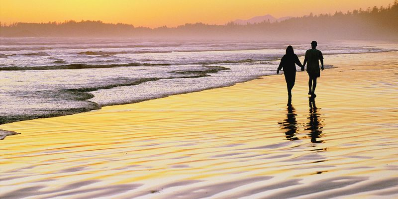 >The beaches in Tofino are a good place to stroll or surf and a great place to witness Mother Nature's moods.  — submitted Photos