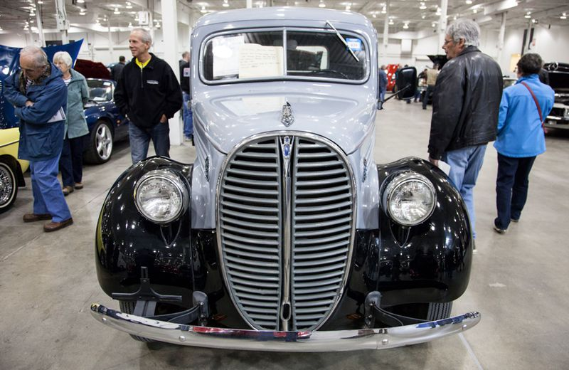 1938 Ford F100