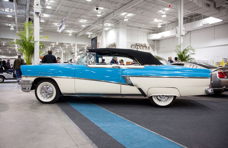 1956 Mercury Convertible