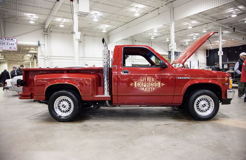 1992 Dodge Lil Red Express Dakota