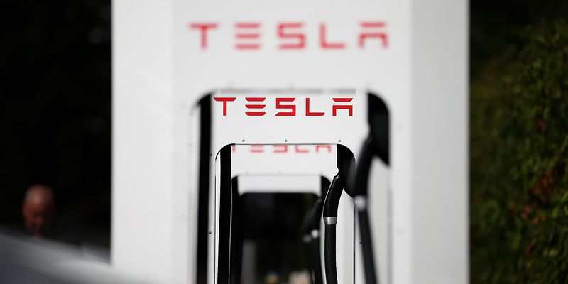 "Telsa Motors Opens New ""Supercharger"" Station In Fremont, California"